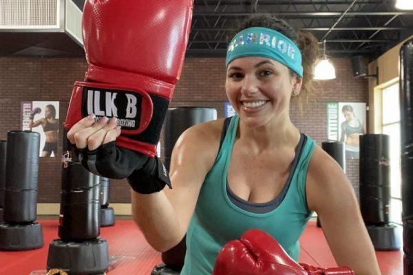 I Love Kickboxing